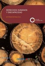 Portada Derechos humanos y discapacidad: informe España 2016